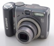 Фотоапарат Canon A590 IS (800, 00 UAH)